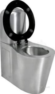 Sissons Stainless Steel Products -  Sissons Citadel Close Coupled Wc