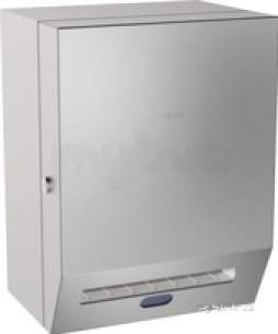 Sissons Stainless Steel Products -  Sissons Rodan Paper Towel Dispenser