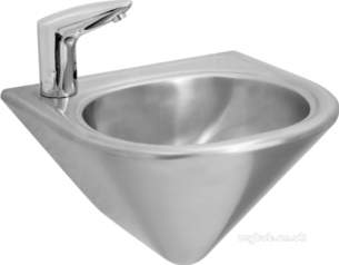 Sissons Stainless Steel Products -  Sissons G20476n 2th Wash Hand Basin Ss