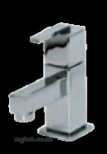 Eastbrook Brassware -  31.0507 Prado 600 1/4 Turn Basin Taps Ch