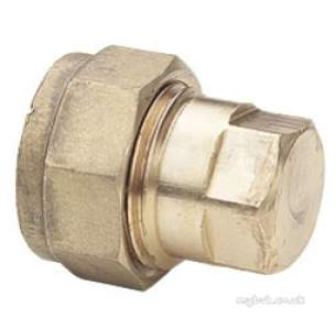 Prestex Compression Fittings -  Pegler Yorkshire Prestex Dr37 Stop End 28