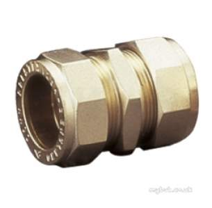 Prestex Compression Fittings -  Prestex Dr40 Straight Coupling 15