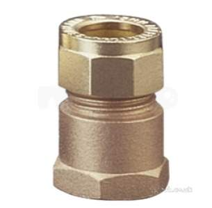 Prestex Compression Fittings -  Prestex Dr41 Fi Connector 54x2 770022