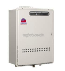Andrews Storage Water Heaters -  Andrews Whx56 Natural Gas External Water Heater