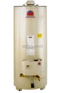 Andrews Storage Water Heaters -  Andrews 24/39 Std Storage Water Heater Ng