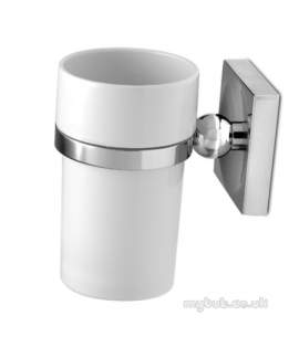 Croydex Bathroom Accessories -  Croydex Kew Qb531841 Tumbler And Holder
