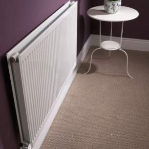 Quinn Round Top Radiators -  Quinn Round Top Radiators 600mm 1600mm Q22616rt