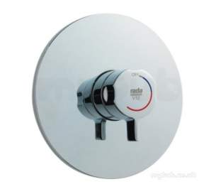 Rada and Meynell Commercial Showers -  Rada V10 Concealed Shower Valve 1.1651.005
