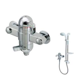 Rada And Meynell Commercial Showers -  Rada Exact 409.48 Exposed-valve Thermo Valve