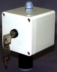Rada And Meynell Commercial Showers -  Rada Pulse Operating Key Switch 2.1495.081