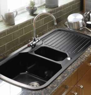 Rangemaster Sinks -  Rangestyle Velstra 15b And Acc Pack Vhl2cy/ap-rs