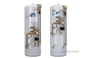 Range Tribune Stainless Unvented Cylinders -  Range Tribune 210 T/coil Pre Plumbed Cyl