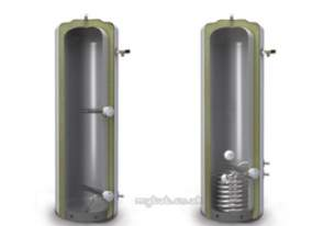 Range Tribune Stainless Unvented Cylinders -  Range Tribune Td90 S/s Unvented Dir Cyl