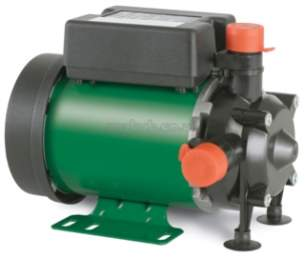 Salamander Shower Pumps -  Salamander Ct55 1.6 Bar Positive Single Regen Pmp