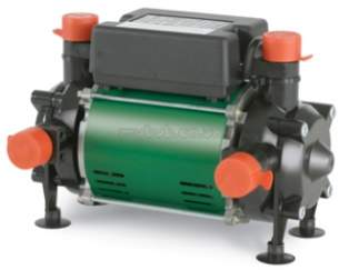Salamander Shower Pumps -  Salamander Ct50 1.5 Bar Positive Twin Regen Pmp