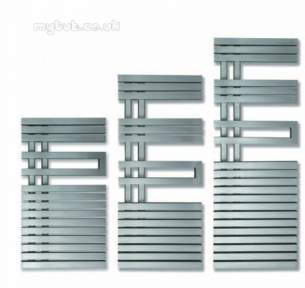 Eastbrook Towel Rails -  Eastbrook 5.732 Reno 1390 X 500 Stainless