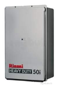 Rinnai Range Of Gas Wall and Water Heaters -  Rinnai Infinity 50i W/htr Exc Flue Ng