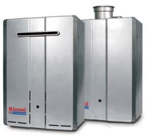Rinnai Range Of Gas Wall and Water Heaters -  Rinnai Infinity Hdc1200i Cond Water Heater