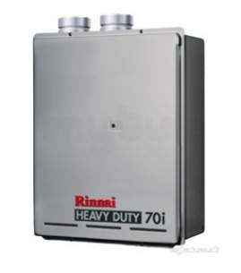 Rinnai Range Of Gas Wall and Water Heaters -  Rinnai Hd70i Standard Hztl Flue Kit