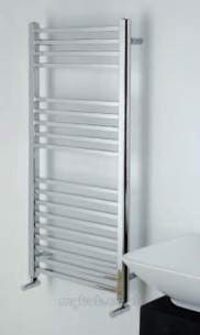 Eastbrook Towel Rails -  Eastbrook 5.0002 Rion 688 X 500 Chrome