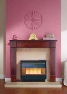Robinson Willey Gas Fires and Wall Heaters -  Rob Willey Firegem Visa Dl Rosewood Ng