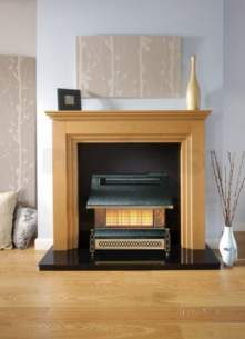 Robinson Willey Gas Fires and Wall Heaters -  Robinson Rob Willey Sahara Pewter Ng