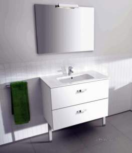 Roca Furniture and Vanity Basins -  Roca Victoria Unit 300mm Optional Legs Pair