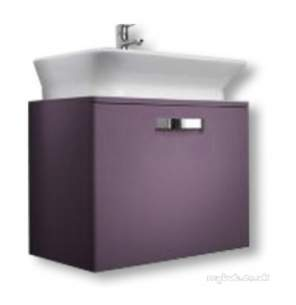 Roca Furniture and Vanity Basins -  Roca The Gap 555x415 Base Unit Plus Drawer M/grp