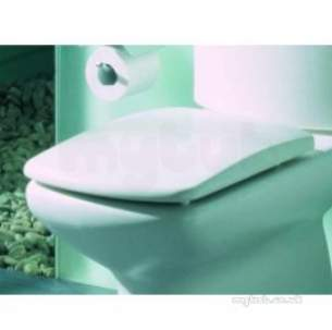 Roca Sanitaryware -  Roca Sydney Soft Close Seat White