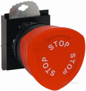 Rs Components -  Rs 259-996 Emergency Stop Button