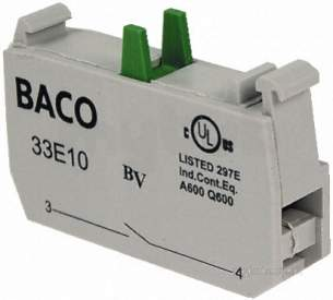 Rs Components -  Rs 260-104 Contact Block 1no 33e10