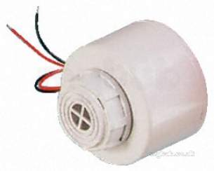 Rs Components -  Rs 430-091 White Buzzer 15-30v Ac/dc