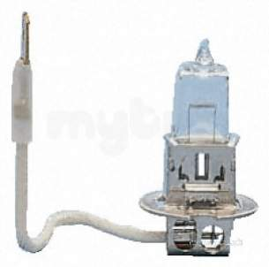 Rs Components -  Rs 170-840 Halogen Lamp 70w 24v