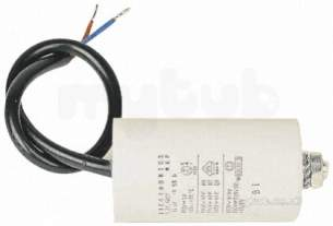 Rs Components -  Rs 377-9052 Capacitor 6uf 470vac