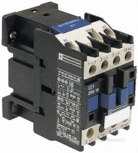 Rs Components -  Rs 314-832 Heater Contactor 24v 37kw