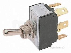 Rs Components -  Rs 316-822 Toggle Switch Spst 15a