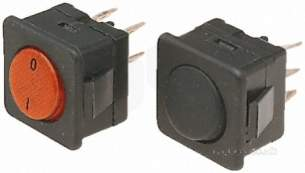 Rs Components -  Rs 351-229 Rocker Switch