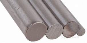 Rs Components -  Rs 682-078 Silver Steel Rods 333 X 8mm
