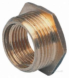 Rs Components -  Rs 203-9038 Brass Reducer