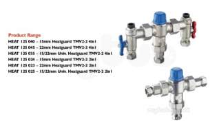 Rwc Water Mixing Products -  Rwc Heatguard 22 Mm 2 In 1 Tmv2-2