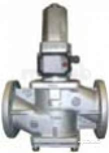 Johnson Gas Valves -  Johnson Gh-5000 Series Gas Valve Gh-5729-7610