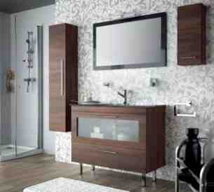 Salgar Showroom Furniture -  Salgar 15411 Iberia Black Mirror