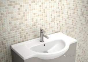 Salgar Showroom Furniture -  Salgar 7195 Washbasin 550mm