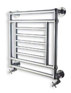 Myson Towel Warmers -  Myson B31/3 Tubular Towel Warmer Cp