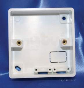 Sangamo Time Switches -  San 143609 Power Saver Surface Mount Box