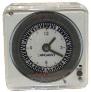 Sangamo Time Switches -  San 16622 Timer Switch Analogue 24hr