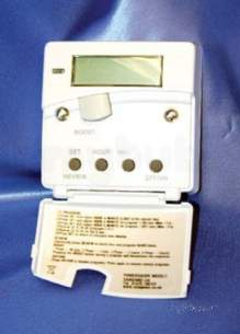 Sangamo Time Switches -  San Ps24/7 Power Saver Timer Switch 24hr