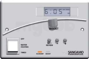 Sangamo Time Switches -  San Powersave Dual Immersion Controller