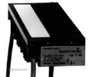 Satronic Burner Spares -  Satronic 870 Transformer And 1.0m Cable 230v