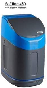 Scalemaster Daw Water Softeners -  Softline 450 Non-electric Water Softener